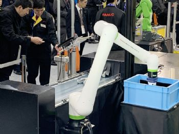 Fanuc launches new lightweight cobots