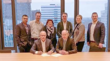 UK group's strengthened  by Dutch acquisition