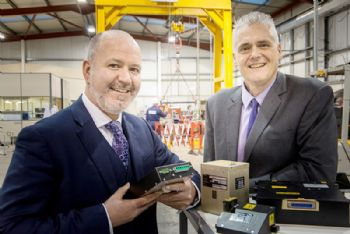 Manufacturer set for expansion
