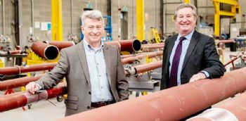 Derry firm builds new manufacturing facility