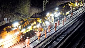 Railway upgrades to cause disruption