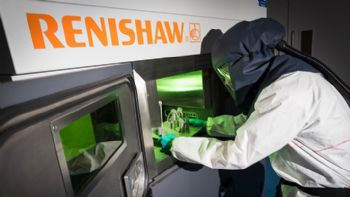 Renishaw and BAE to collaborate on 3-D printing