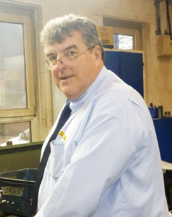 50-year milestone for Econ production manager
