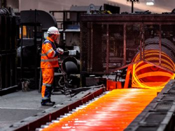 Chinese steel-maker rescues British jobs