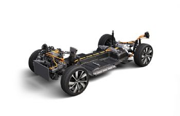Volvo opens battery assembly line in Belgium