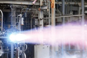 3-D printed thrust-chamber assembly passes test