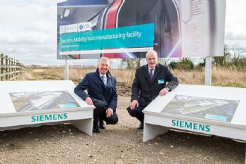 Siemens to recruit trainees for Goole
