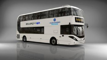 Electric power and propulsion systems for buses