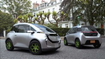 Manchester firm develops low-cost EV