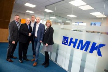 MBO at HMK Automation Group