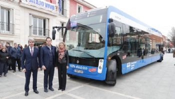 Alstom will deliver electric buses to Aranjuez
