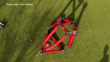 Stanford engineers create shape-changing robot