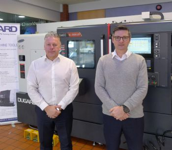 Dugard makes two more sales appointments
