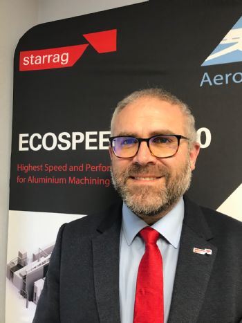 Starrag appoints new sales manager