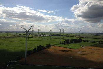 Europe opts for onshore wind projects