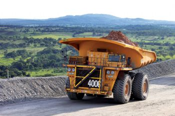 Mining machinery upgraded with MTU engines