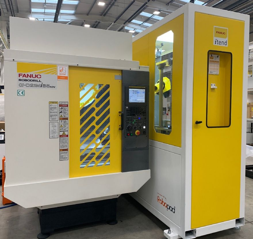 Fanuc partners with RoboPod to launch the iTend