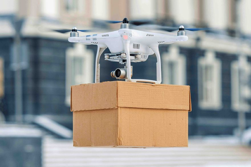 UK to lead Europe in commercial drone deliveries