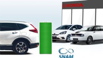 'Second life' for Honda hybrid and EV batteries
