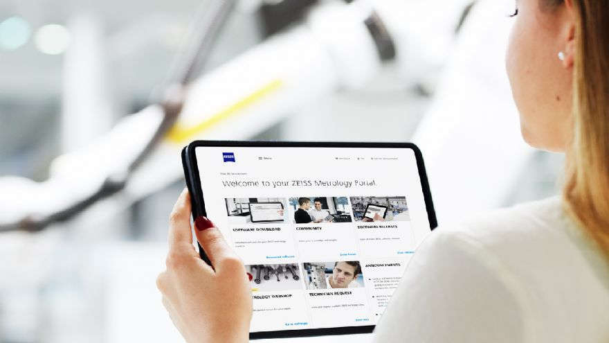 Zeiss introduces the Metrology Digital Hub