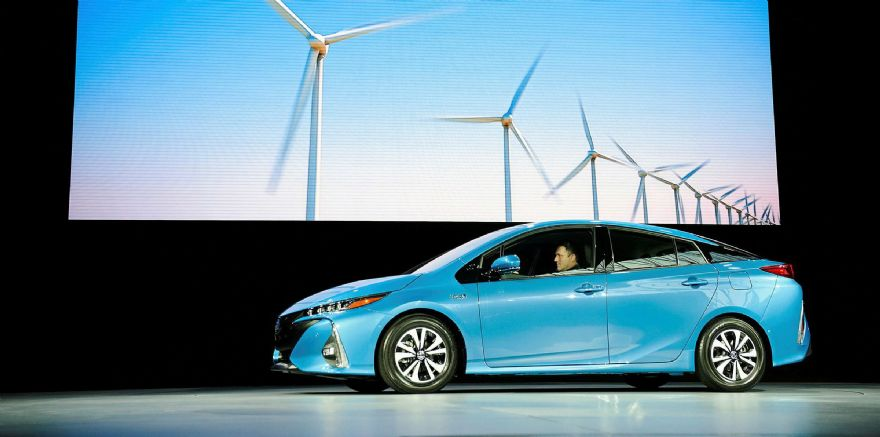 Toyota collaborating on renewables in Japan