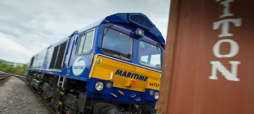 Maritime launches new rail freight service