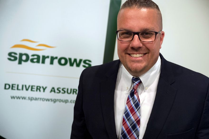Sparrows Group appoints new senior vice president