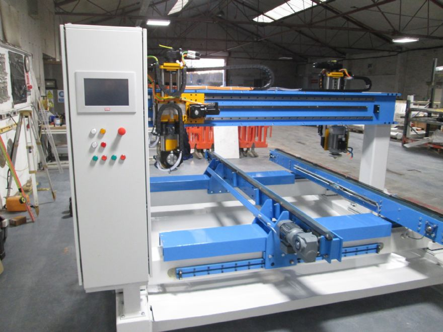 KEB supplies parts for special-purpose machines