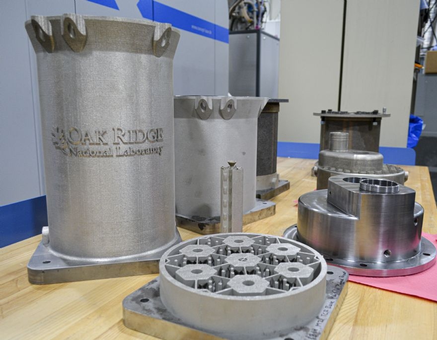 3-D printed nuclear reactor core developed