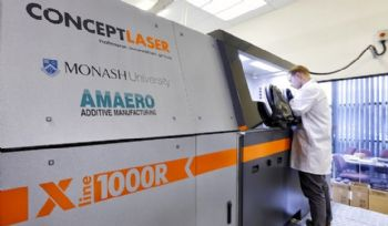 Amaero enters 3-D printing research collaboration