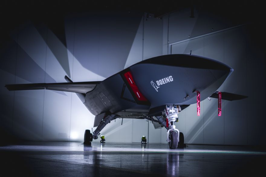 Boeing unveils Loyal Wingman unmanned aircraft