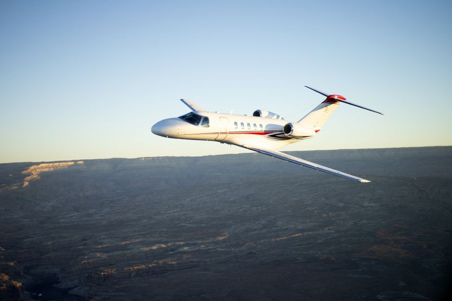 Cessna Citation CJ4 celebrates 10-year milestone