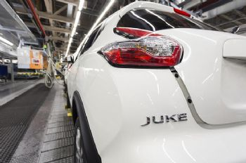 Nissan Sunderland to resume production in June