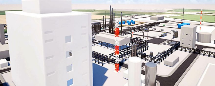 Waste-to-jet-fuel plant gets the green light