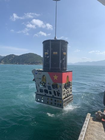 Forum's ROV completes harbour trials in Vietnam
