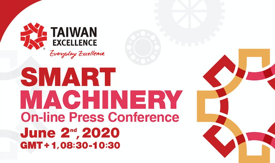 Taiwan's 'smart machinery' to be showcased on-line