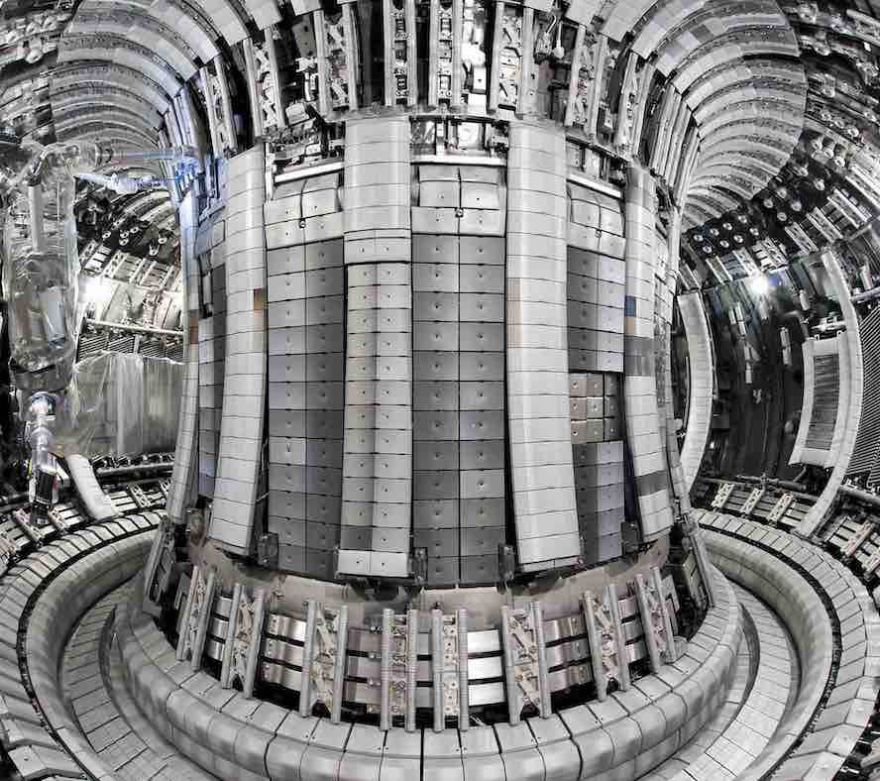 Framework agreement to help develop fusion energy