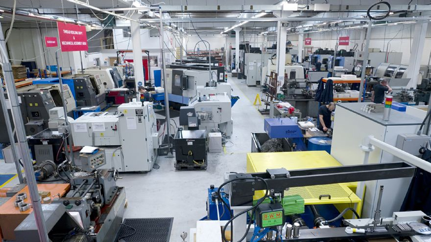 AVPE and Redcliffe Precision announce merger