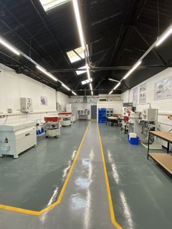 Engineering firm transforms test laboratory