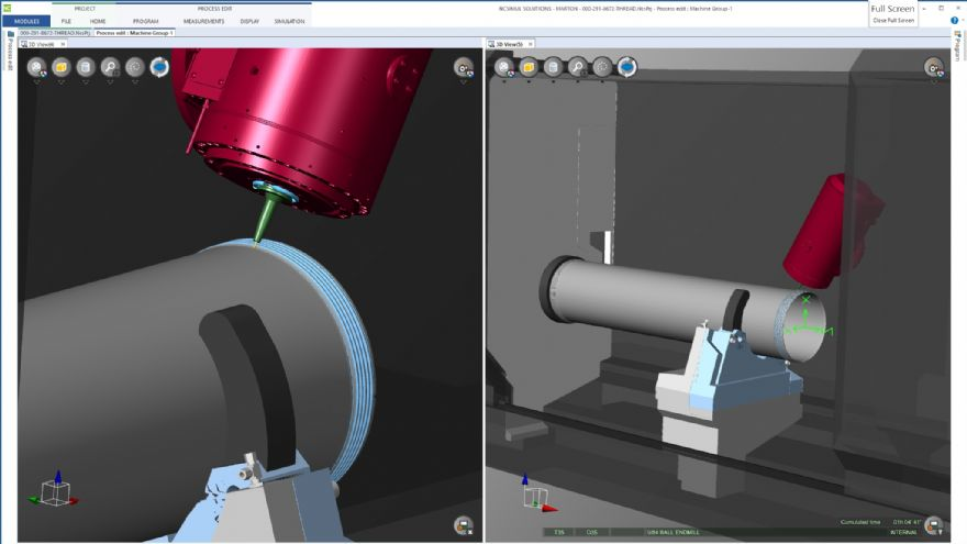 CAM software boosts US firm's 5-axis machining