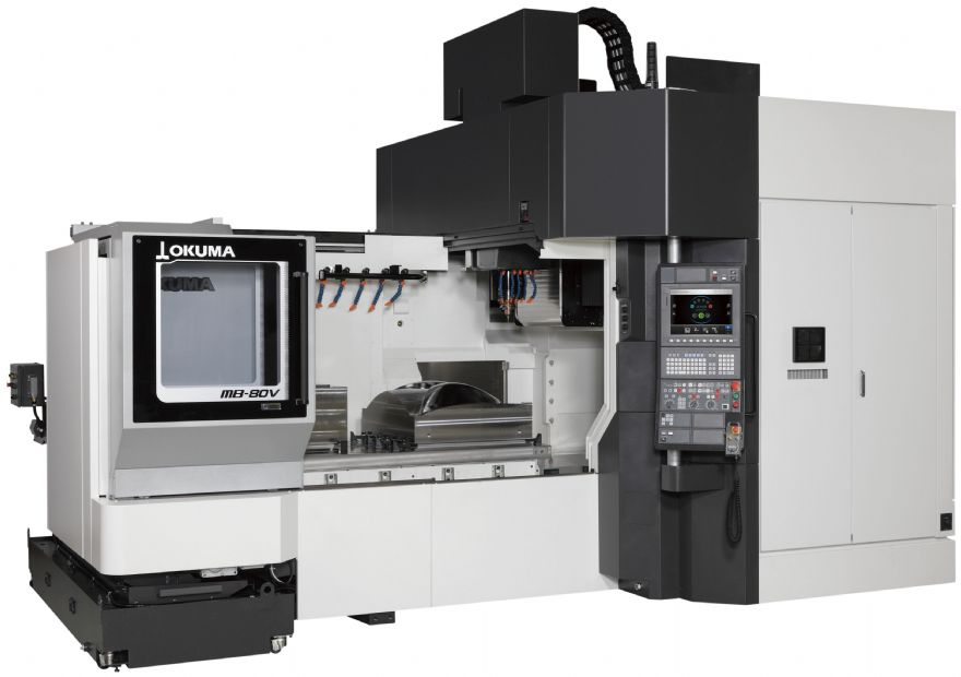 Okuma introduces new VMC for large workpieces