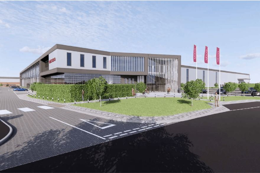Deal agreed for new £40 million Moog facility