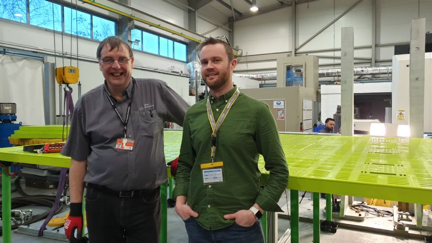 Safety decking firm  taps into AMRC expertise