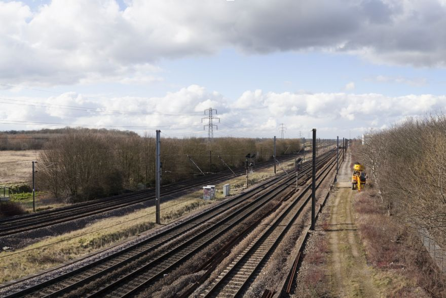 UK's first mainline digital railway introduced