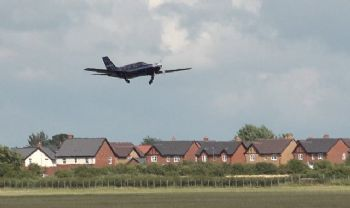 Commercial-scale electric flight milestone for UK
