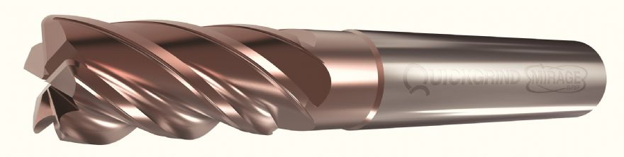 Quickgrind introduces new range of end mills