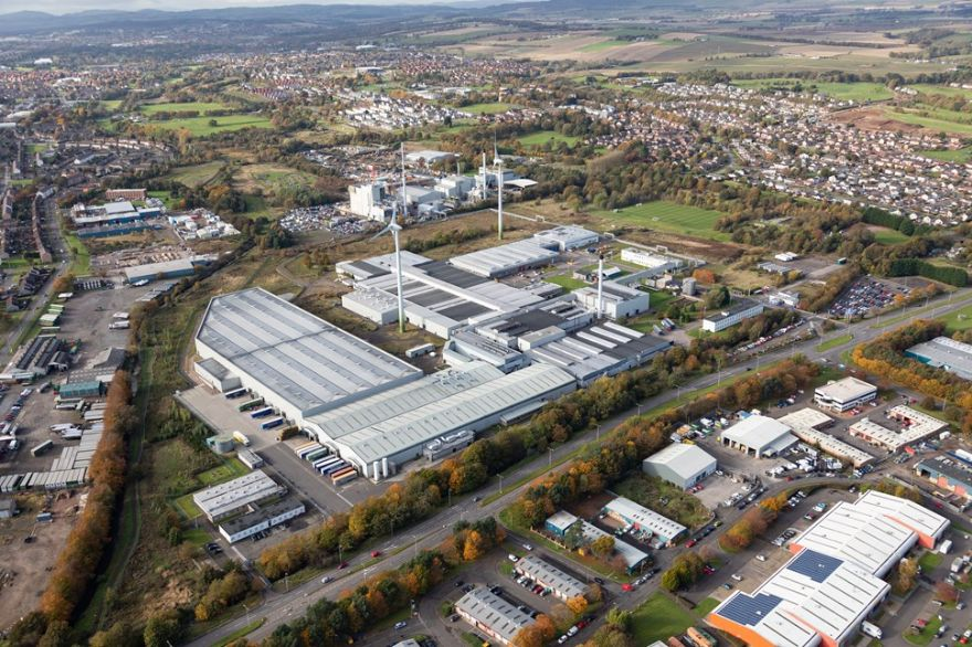 Michelin Scotland Innovation Parc secures tenants