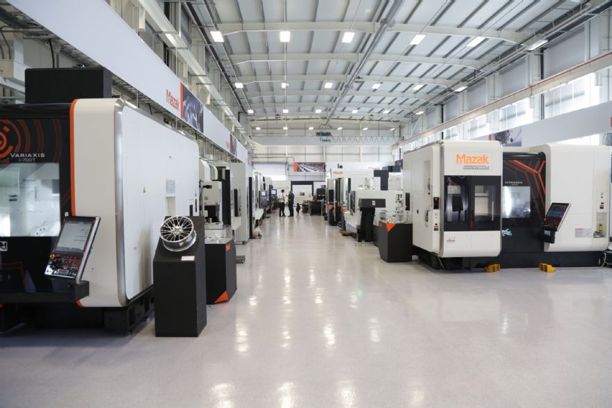 Mazak invests in 'people and performance'