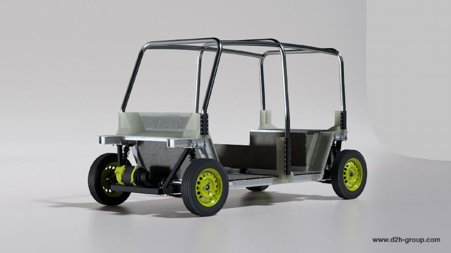 Electric alternative to 'legendary' Tuk-Tuk