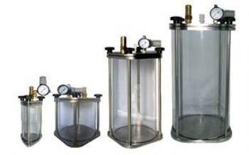 New range of transparent pressure tanks launched